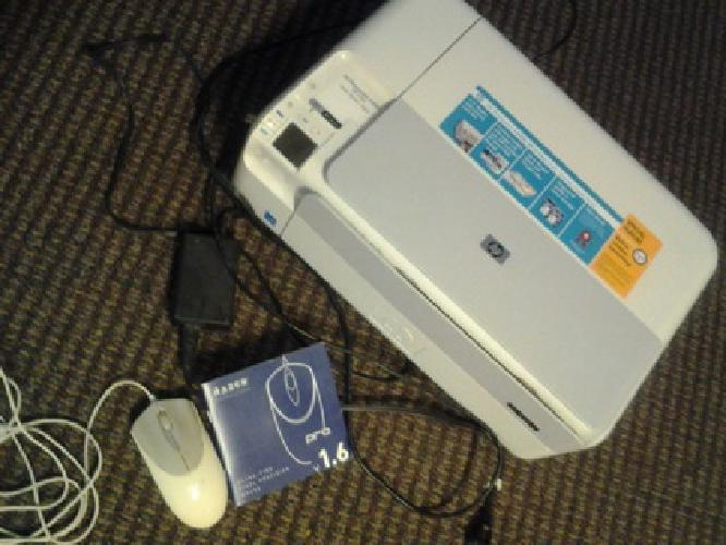 $19 HP Photosmart Printer and Razer Mouse