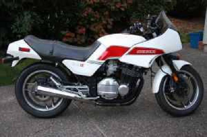 1983 suzuki gs750es by - photo #6
