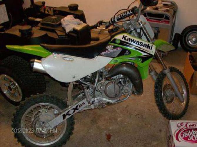 $1,000 2004 Kawasaki Kx65