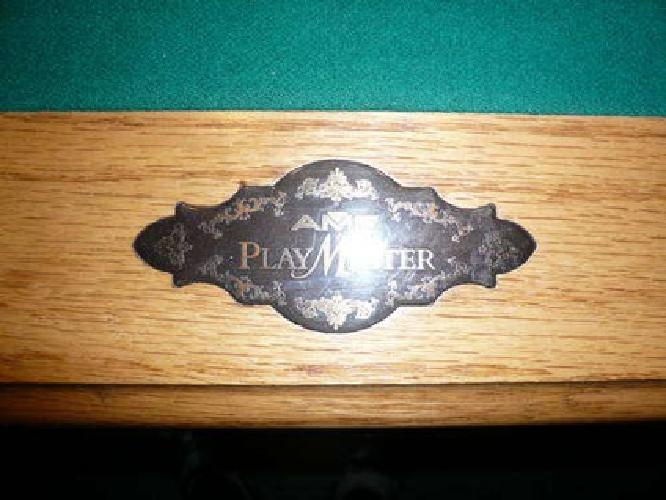 Ft Oak AMF Playmaster Pool Table For Sale In Pittsburgh - Playmaster pool table