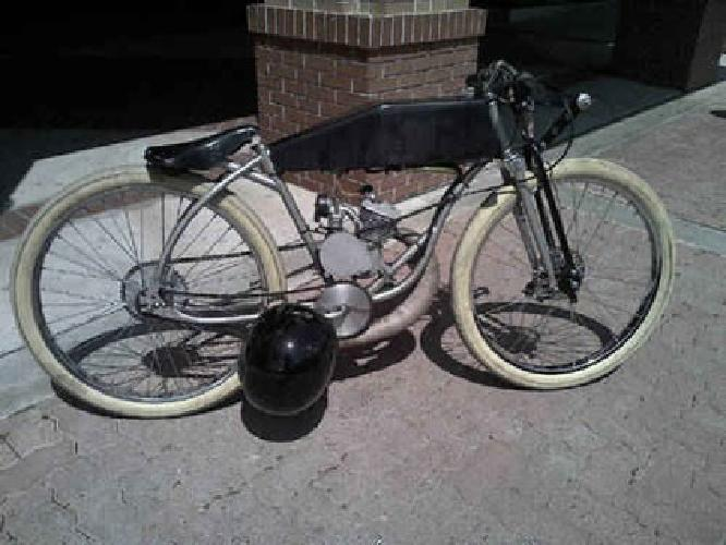 1000 Custom Motorized Bicycle