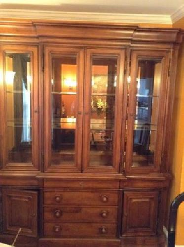 $1,000 OBO Stanley China Cabinet