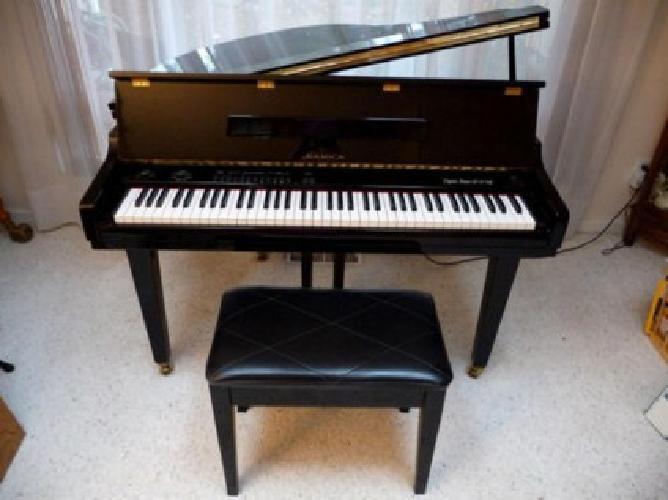 Suzuki G  Digital Grand Piano Manual