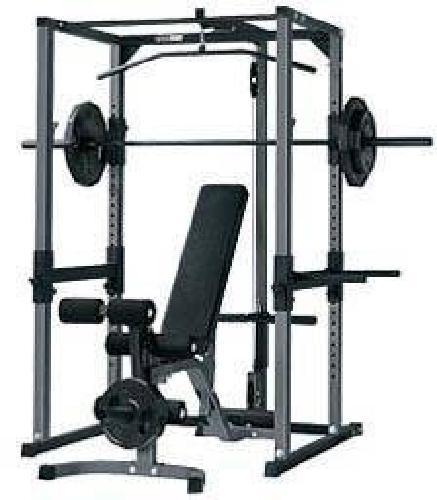 1 000 Used Exercise Equipment Parabody Rack System Free