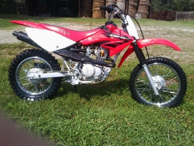 $1,100 OBO Honda Crf80,Honda Cr80,Suzuki Dr350