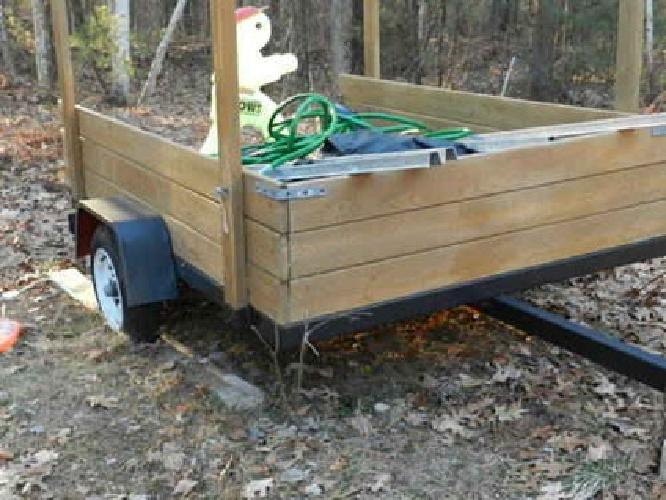 $1,100 Utility Trailer for sale in Windham, New Hampshire Classified ...