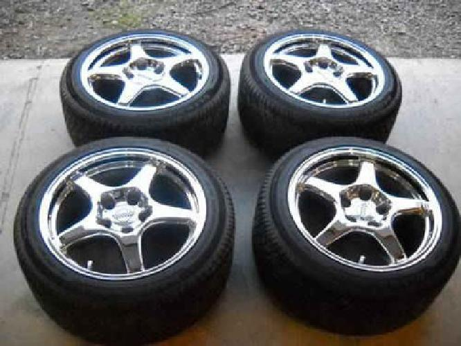 Zr Corvette Wheels And Tires Camaro Firebird Trans Am
