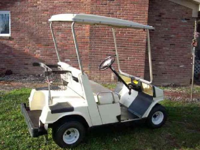 $1,125 Yamaha Golf Cart 95 G9 (Sellersburg Indiana) for sale