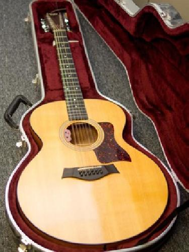 $1,150 Taylor 355 12 String guitar with LR Baggs dual source pickup