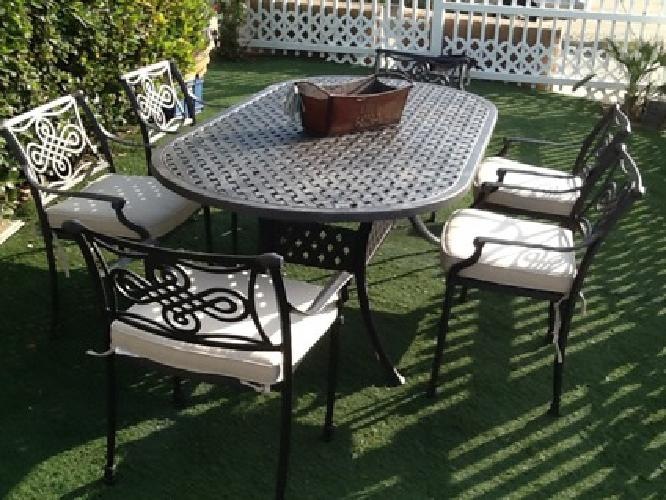 1 165 High End Outdoor Patio Furniture Display Quality
