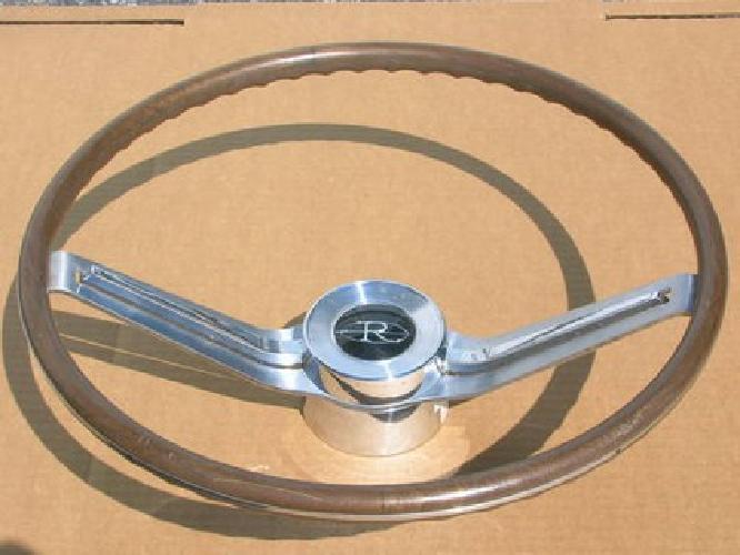 $1,175 64 65 66 Buick Riviera Gran Sport Wood Steering Wheel