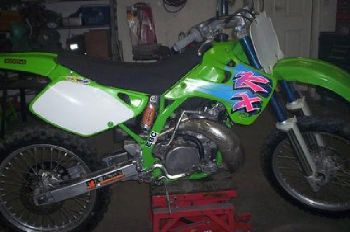 $1,199 1992 Kawasaki KX250 for sale in Bullhead City ...  $1,199 1992 Kaw...