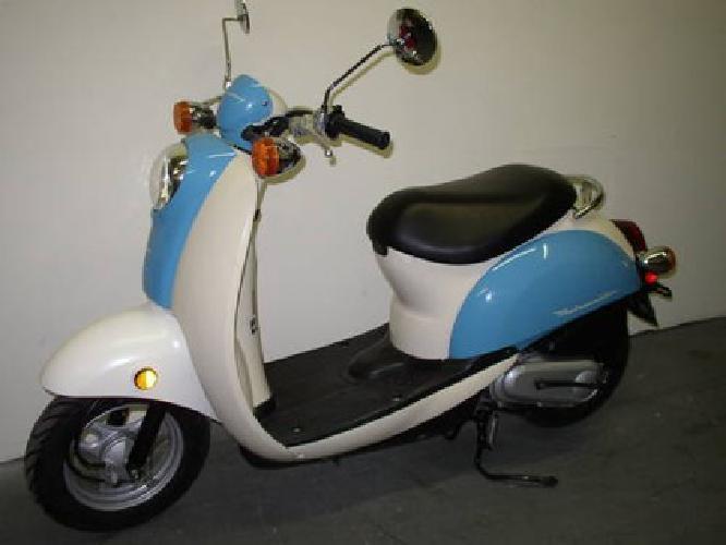 1 199 Honda Metropolitan Scooter 50cc For Sale In Las