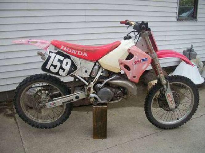 Motorized Bike: Honda Dirt Bike Motors For Sale