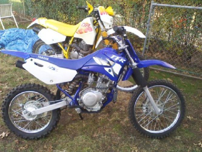 1 200 2001 yamaha ttr 125 l for sale in new york new for Yamaha 125 l