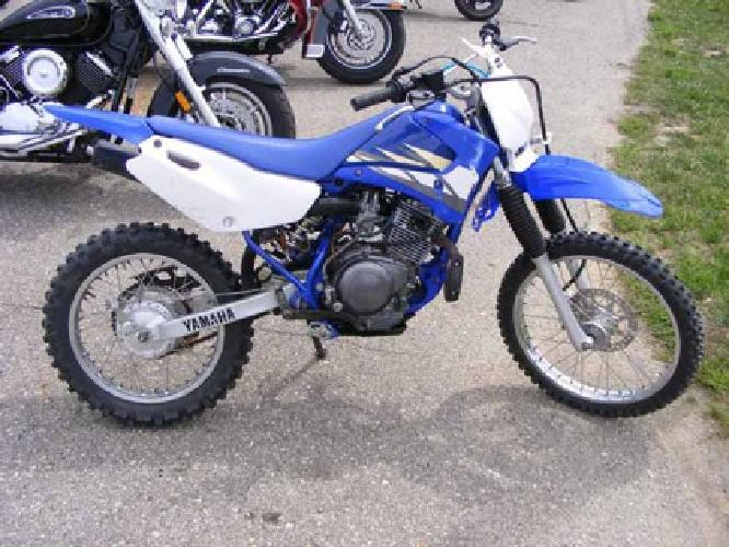 1 200 2005 yamaha tt r125 for sale in marlette michigan for Yamaha ttr 150 for sale