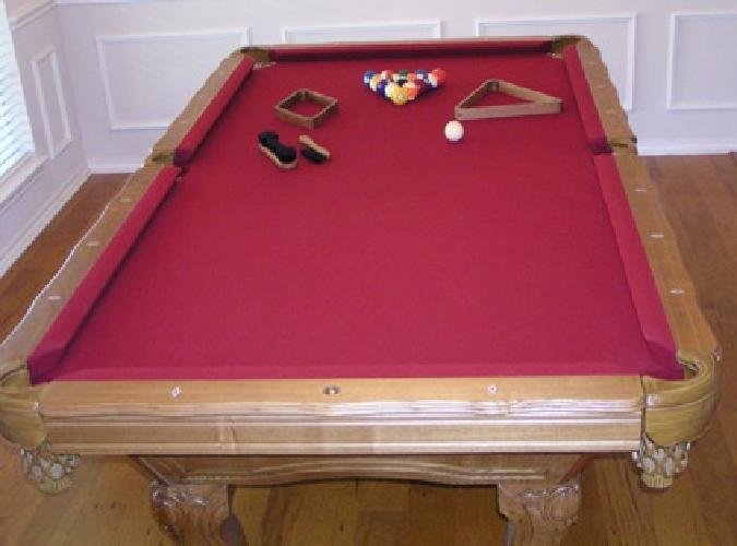 Ft Southern Legacy Pool Table Includes Moving For Sale In - Legacy billiards table