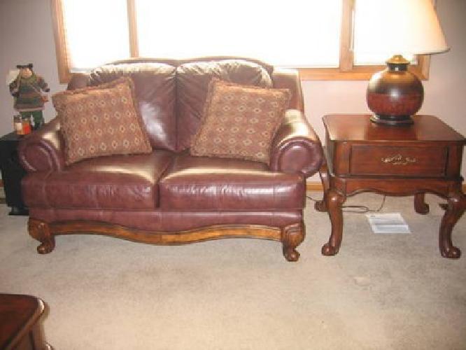 200Ashley Leather furniture in Spokane, Washington For Sale