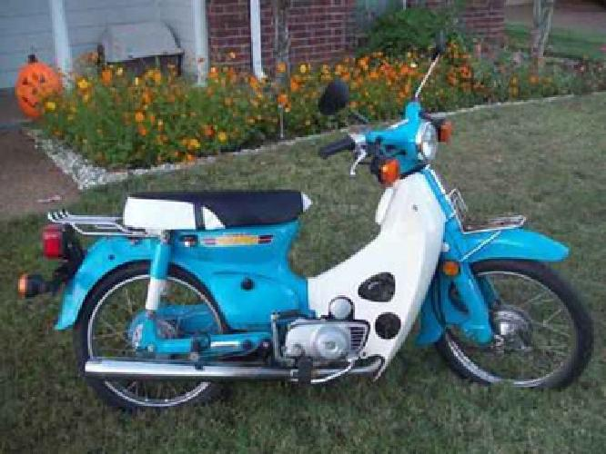 1 200 honda passport c70 deluxe scooter for sale in memphis tennessee classified. Black Bedroom Furniture Sets. Home Design Ideas