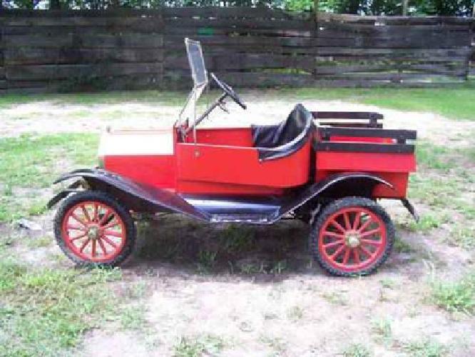 Model T Go Kart Parts