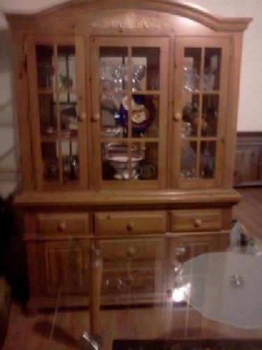 1 200 obo cabinets dining room hutch for sale in for Dining room hutch for sale