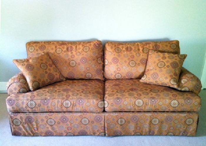 $1 200 OBO Ethan Allen Franklin sleeper sofa for sale in Lexington Kentucky Classified