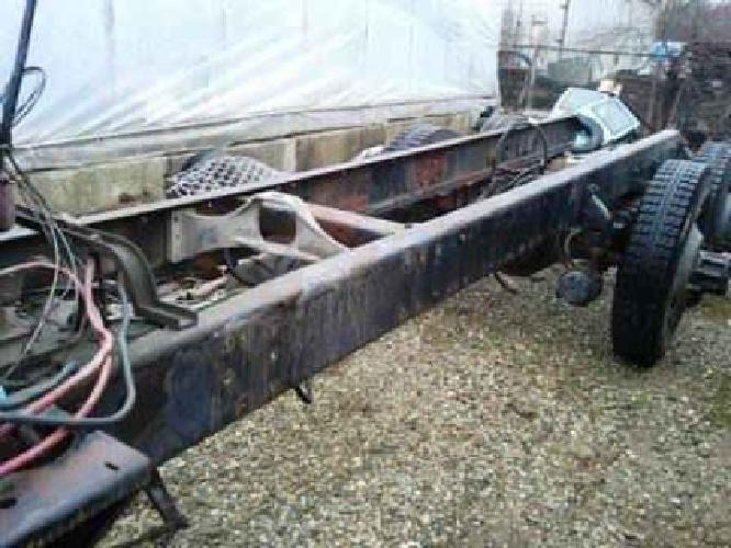 $1,200 Peterbilt - Truck - Chassis - Frame - Rails - 234\