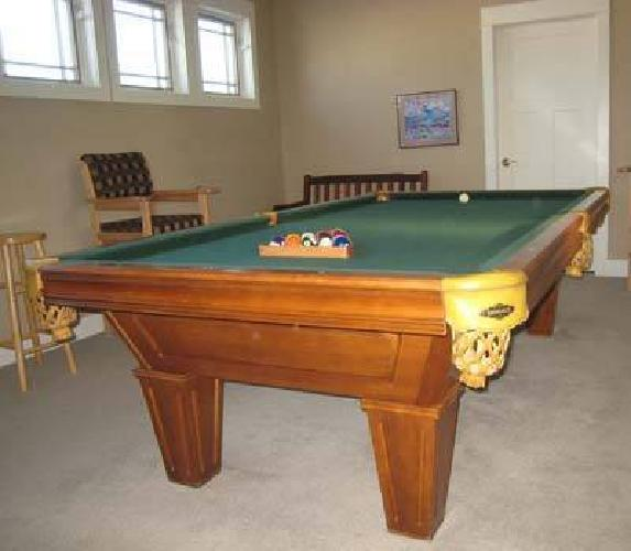 Pool Table Brunswick Ft Pool Table For Sale In Middleton - Allenton pool table