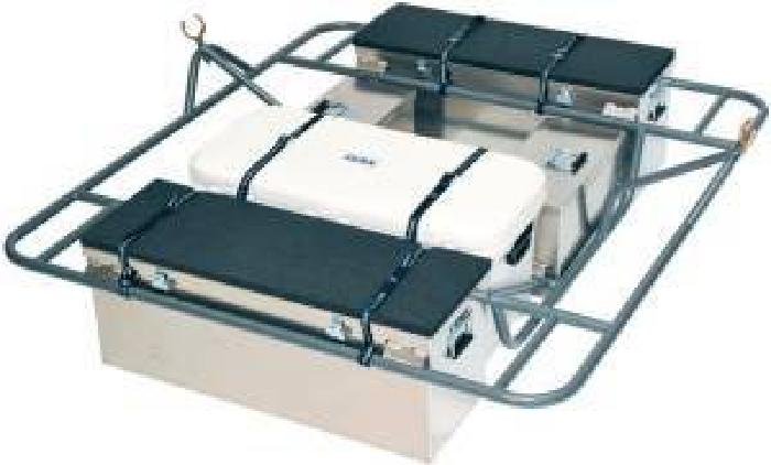 $1,200 Raft Frame & Two Dry Boxes for sale in Eugene, Oregon