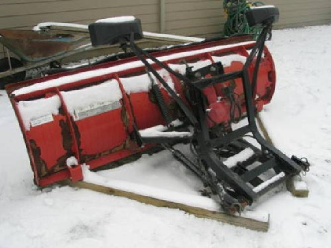 western unimount v plow for sale  1 200 western snow plow unimount pro series 7ft 6in plow for