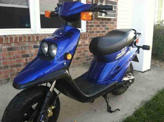 $1,250 Yamaha Zuma Scooter 49cc Like New - Moped (Mankato Area) for