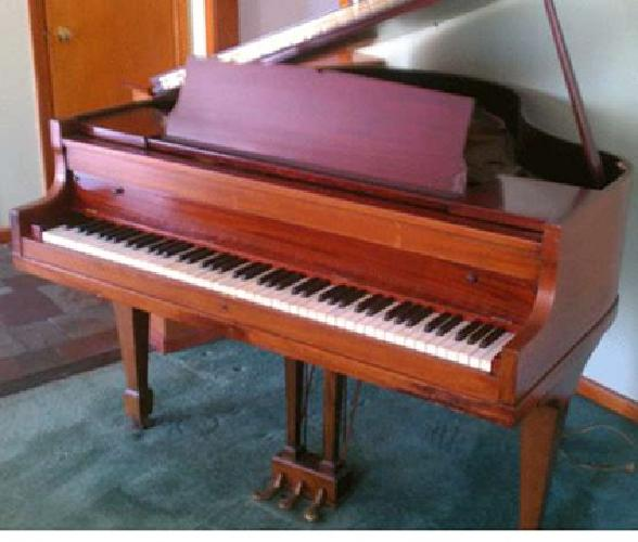 1 300 baby grand piano premier new york model r size 4 for Size baby grand piano