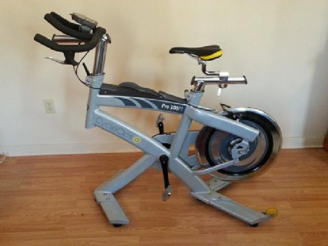 1 300 Cycleops Pro 300pt Trainer Spin Bike For Sale In