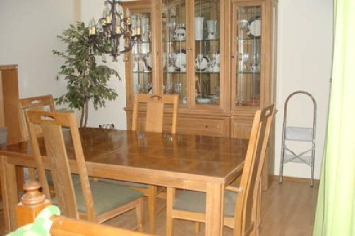 1 300 thomasville dining room set now for sale in saint charles