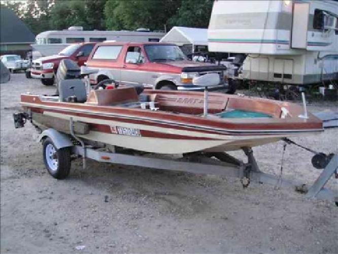 $1,300 Used 1979 Cajun Brat for sale.