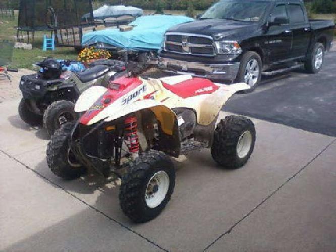 $1,350 1999 Polaris Sport 400
