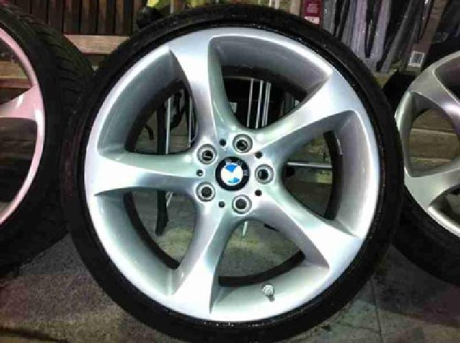 1 350 19 39 39 oem bmw 3 series sport wheels with run flat. Black Bedroom Furniture Sets. Home Design Ideas