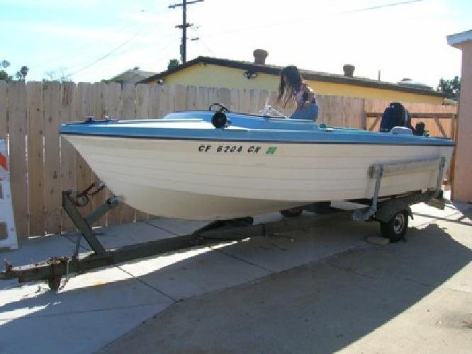 1 350 boat for sale in san diego california classified for Yamaha outboard service san diego