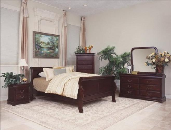 King Size Sleigh Bedroom Sets