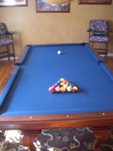 1 399 Pool Table Chadbourn Sterling By Peter Vitalie
