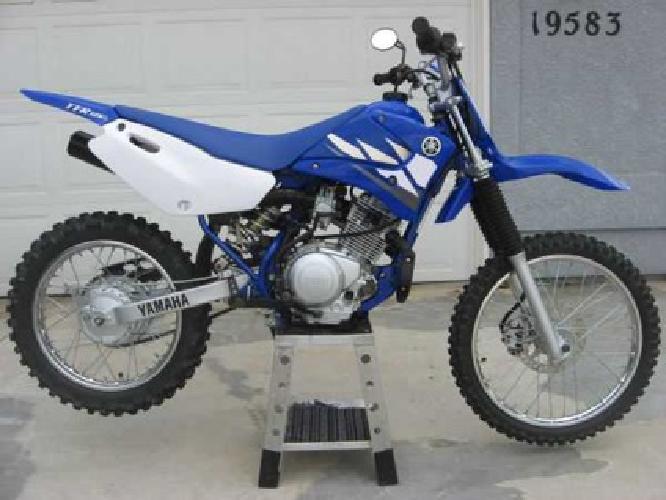1 400 2003 Yamaha Ttr125l Excellent Condition For