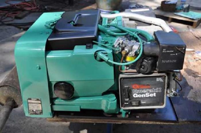 1 400 Onan 4 0 Emerald Rv Generator Westside For Sale