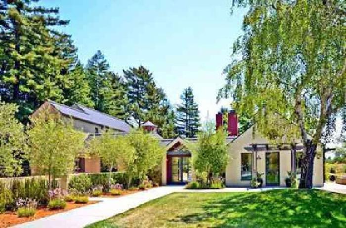 $1,450,000 Mediterranean Villa & Guest Home on 7 Acres