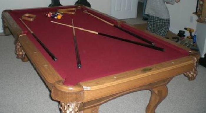 ProLine Billiard Table Pool Table Accessories Foot - Proline pool table