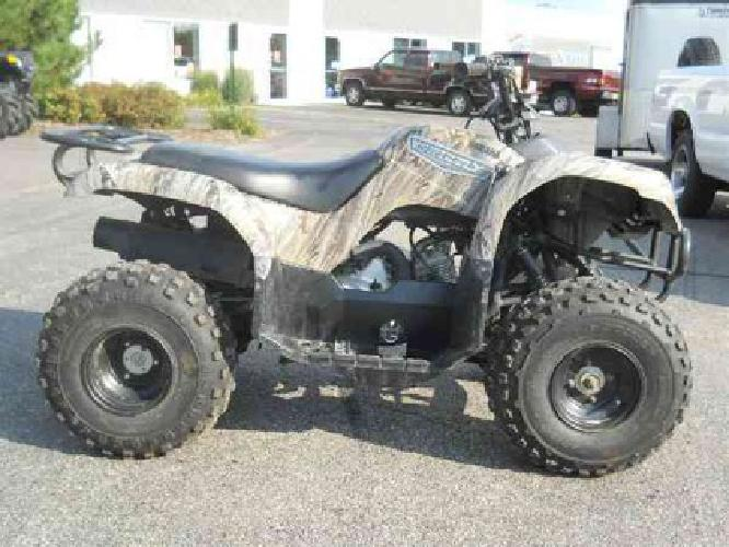 1 499 2007 yamaha grizzly 80 for sale in big bend for Yamaha grizzly 80