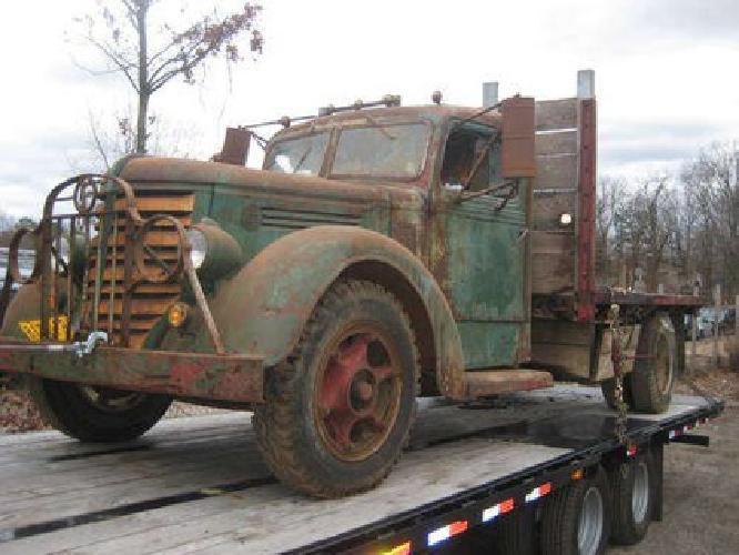 1 500 1946 Federal Flatbed Vintage Truck For Sale In