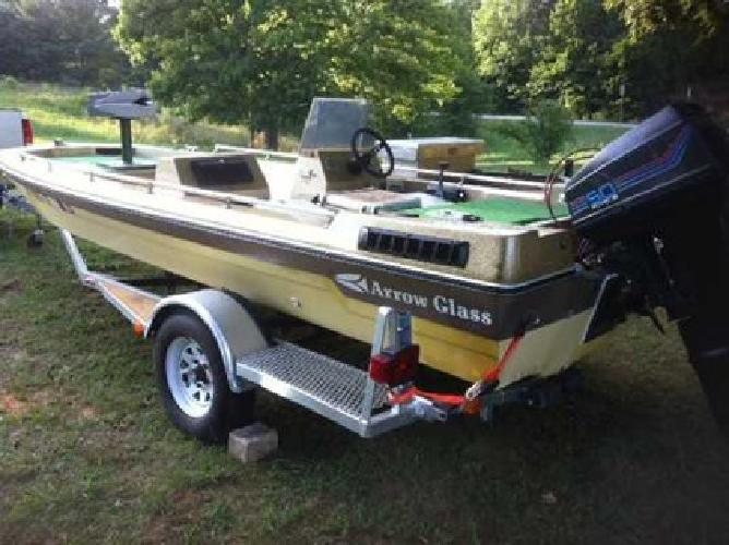 $1,500 1979 Bass Boat