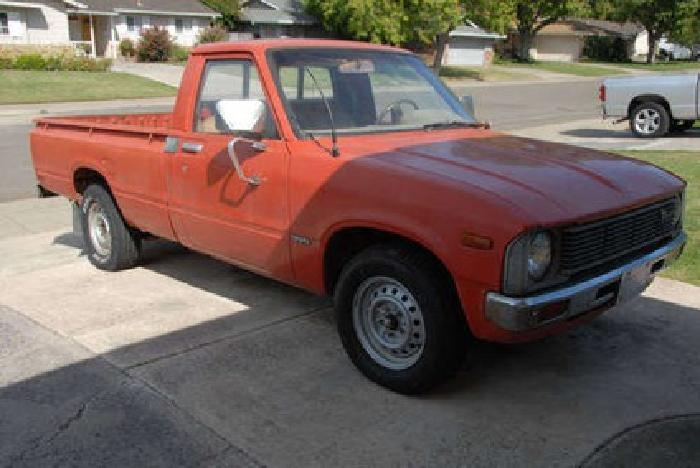 1 500 1979 toyota pick up truck for sale in carmichael california classified. Black Bedroom Furniture Sets. Home Design Ideas