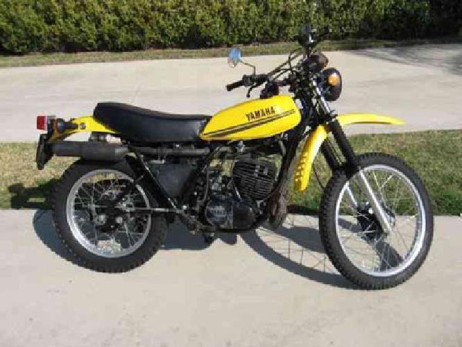 1 500 1979 yamaha dt250 enduro 2 stroke for sale in for Yamaha dt 250 for sale