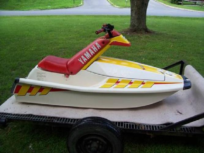 1 500 1989 Yamaha Wave Jammer Pwc For Sale In Bristol
